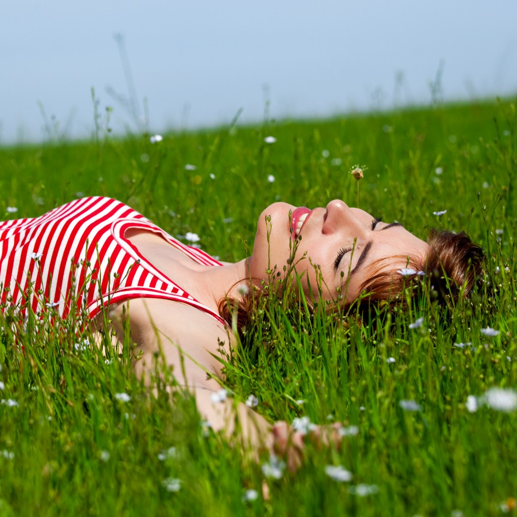 relax-lying-field-nature