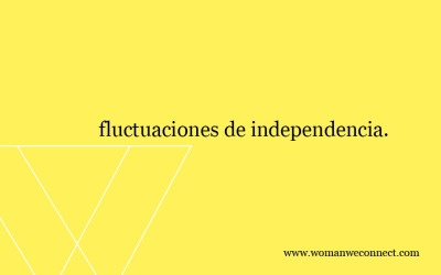 Fluctuaciones de independencia